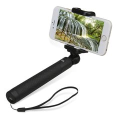 Mini Handheld Extendable Bluetooth Monopod Selfie Stick for iPhone Samsung Sony in Cameras & Photography, Tripods & Supports, Tripods & Monopods   eBay