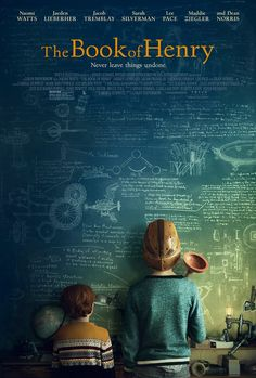 First poster arrives for 'The Book of Henry' starring Naomi Watts, Jacob Tremblay, Sarah Silverman, Maddie Ziegler, and Lee Pace. Film Movie, Cat Movie, Netflix Movies, Hd Movies, Movies Online, Funny Movies, Comedy Movies, Movies Free, Movies And Tv Shows