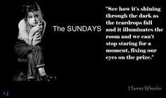 Harriet Wheeler. The Sundays