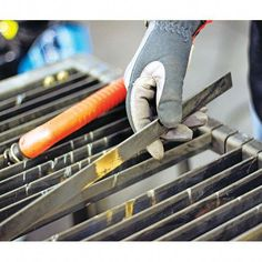Have the support you need when cutting metal using a plasma cutter or gas torch and by laying pieces on our carbon steel plasma table with replaceable slats. Welding Bench, Welding Table Diy, Welding Cart, Welding Tools, Metal Welding, Welding Ideas, Welding Design, Welding Workshop, Cool Welding Projects