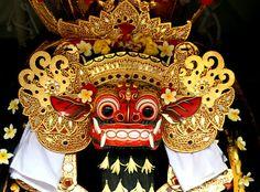 Barong, Semoan, Bali by JonathaninBali