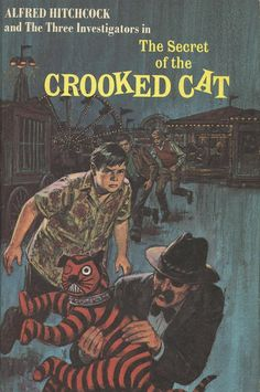 Alfred Hitchcock | The Three Investigators in The Secret of the Crooked Cat