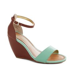 Thyme Wedge from Modcloth