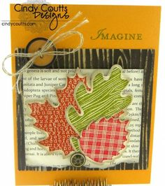 CCMC217 Imagine Fall by KY Southern Belle - Cards and Paper Crafts at Splitcoaststampers