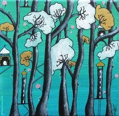 """Mon jardin secret 2"" by Lerm"