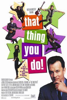 That Thing You Do! (1996) starring Tom Hanks, Tom Everett Scott & Liv Tyler