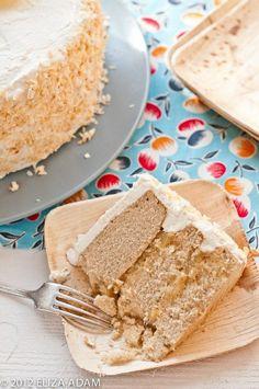 Recipe for Pina Colada Cake