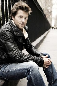 "Jamie Bamber ... watched him in ""Outcast"", ""Battlestar Galactica"", and ""Law and Order: UK"""