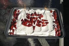 Family Activities for Canada Day or learning about Canada Theme Days, Canada Day, Family Activities, Summer Fun, Red And White, Breakfast, Cake, Kids, Exterior