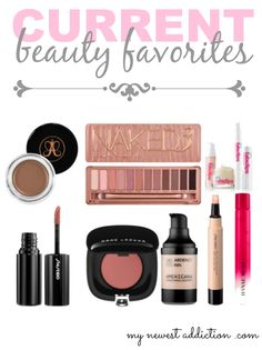 Current Beauty Favorites for March 2014 via @Laura Jayson Gallaway #favorites #makeup #beauty #bbloggers