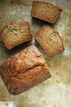 Gluten Free Banana Bread by Heather Christo, via Flickr