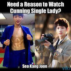 """Cunning Single Lady"" Seo Kang Joon"