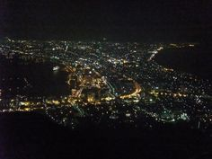 Night view of Hakodate,Hokkaido,Japan