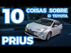 Toyota Prius: 10 coisas sobre - YouTube