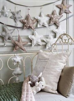 Cute Stars And Clouds To Make......