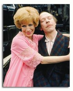 George and Mildred......