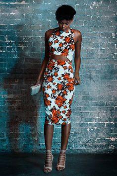 Cutouts #Saks #fashion #trend #style