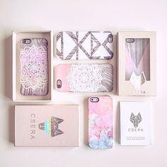 Soft pastels by CSERA #apple #accessories #artistsofinstagram #art #Boho #bycsera #colors #decor #design #ecofriendly #floral #flatlay #graphicdesign #illustration #iphonecase #interiordesign #lace #pink #pastel #summer