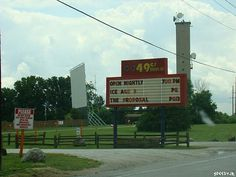 While most of America's Drive-in-Theater's are long gone, Indiana is one of America's Top 10 Drive-in states, with about 23 still in operation.