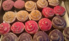 cupcakes for relay for life bakesale
