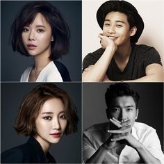 Hwang Jung Eum, Park Seo Joon, Choi Siwon, and Go Joon Hee Confirmed for New Drama!