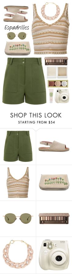 """7/12 top set"" by countrycousin ❤ liked on Polyvore featuring TIBI, TOMS, Alice + Olivia, Lulu Guinness, Ahlem, Urban Decay, DIANA BROUSSARD, Holga, Fujifilm and Tocca"