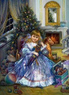 12-Beaux tableaux de Nadezhda Strelinka