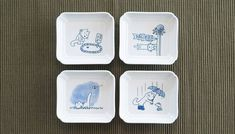 Coasters, Container, Drink Coasters, Canisters, Coaster Set, Coaster