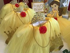 Princess Belle Party Decorations Must Have Beauty And The Beast Party Ideas For A Magical Belle's