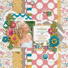Hear Me Roar by Tickled Pink Studio http://www.sweetshoppedesigns.com/sw...t=0&page=1 Wild and Free by Aprilisa Designs Font: KB Subtle