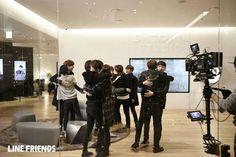150416 LINE FRIENDS CHINA Weibo update - EXO
