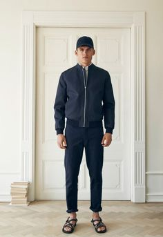 Danish label Armoire Officielle, one of ourUnder the Radar brands for December, has released their Spring/Summer 2016 men's and women's collections.