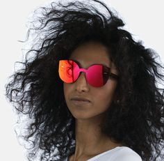 Retro Super Future s Shade Shields For Summer. Lunettes De Soleil ... 02f3c41299b1