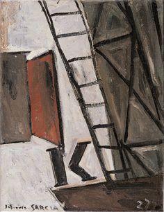 Joaquín Torres-García | Interior (1927) | Artsy