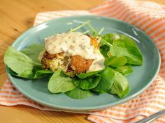 Get Crab Cakes with Remoulade Sauce Recipe from Food Network Crab Cake Recipes, Sauce Recipes, Ina Garten Crab Cakes Recipe, Yummy Recipes, Halibut, Tilapia, Seafood Dishes, Seafood Recipes, Appetizer Recipes