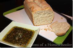 Homemade Carrabbas Bread Dipping Sauce Recipe By erica Copycat Recipes, Sauce Recipes, Bread Recipes, Cooking Recipes, Recipe For 4, Oil Recipe, Restaurant Recipes, Bread Baking, Food To Make