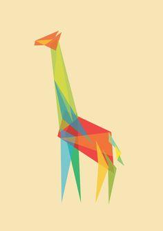 Giraffe by Budi Satria Kwan
