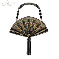 Mary Frances Fan Out Handbag