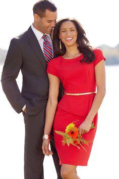 Dresses @ belk.com #belk #valentinesday