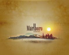 M*rlboro by Phil Rampulla, via Behance
