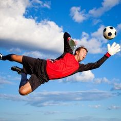 Why Soccer Players Are Healthier Than You!