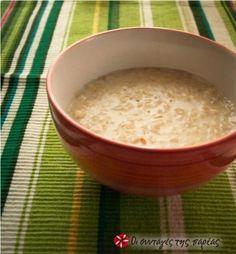 Κρέμα βρώμης για πρωινό (βασική)