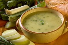 "3-Ingredient Soups | Mireille Guiliano's ""French Women Don't Get Fat"""