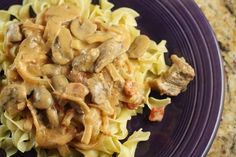 Recipe : Beef Stroganoff From Scratch