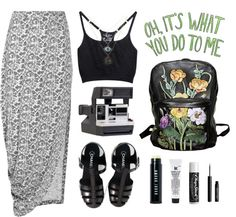 """ohhh it's what u do 2 me!!"" by decayy on Polyvore"