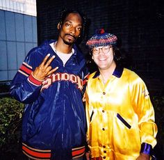 Snoop and Nardwuar