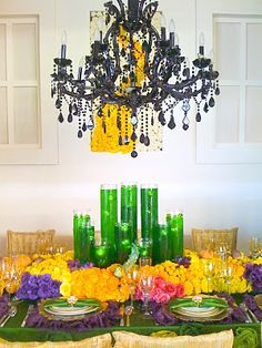 * Chic Provence *: DIFFA's Dining By Design 2010 San Francisco!