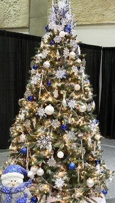 christmas tree decorating ideas_27 - Christmas Tree Decorations Ideas 2014