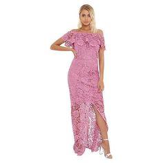 Pink Bridesmaid Dresses | Debenhams