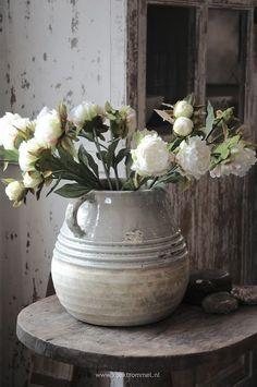 Grey pottery